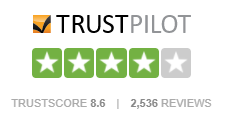 WLC TrustPilot Ratings