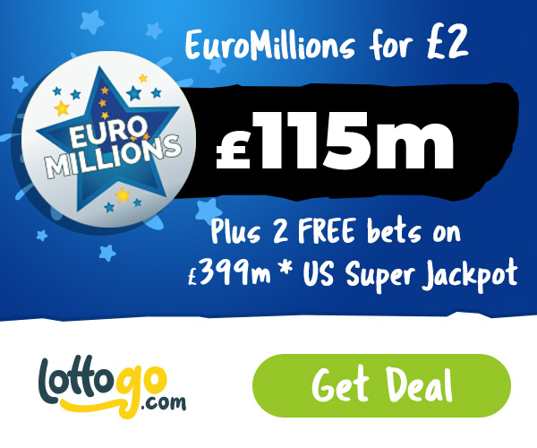 EuroMillions 2GBP