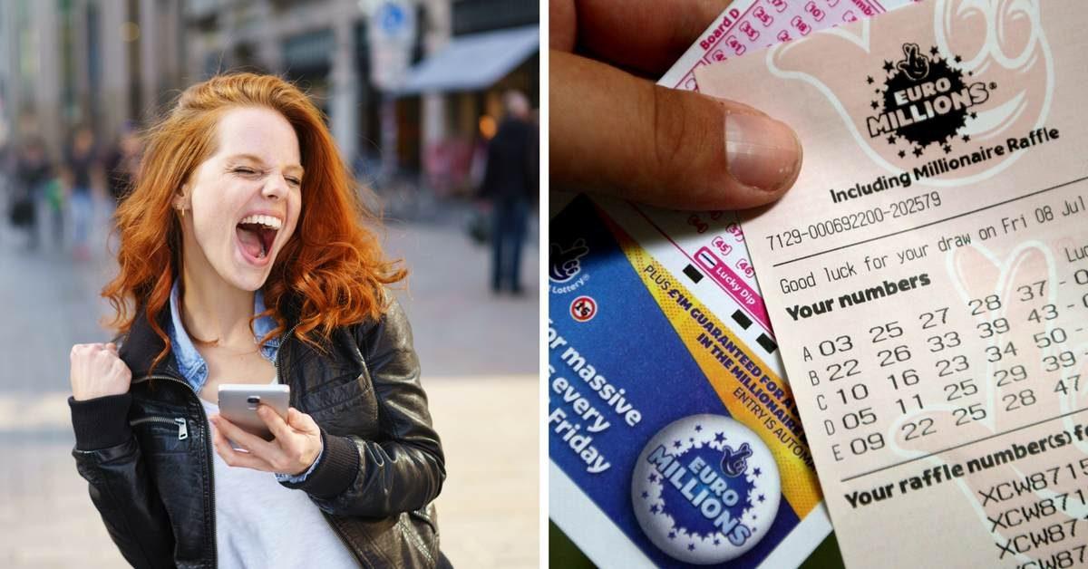 MEGA £115 Million EuroMillions super jackpot could be won in the UK [DayoftheweekLowerMM]