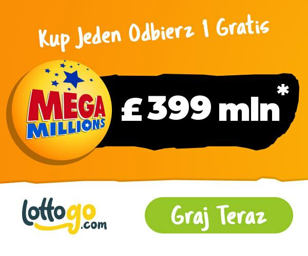 US Mega Millions Bet 1 Get 1 Free
